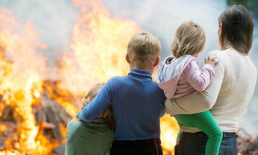 fire safety children Children's Day