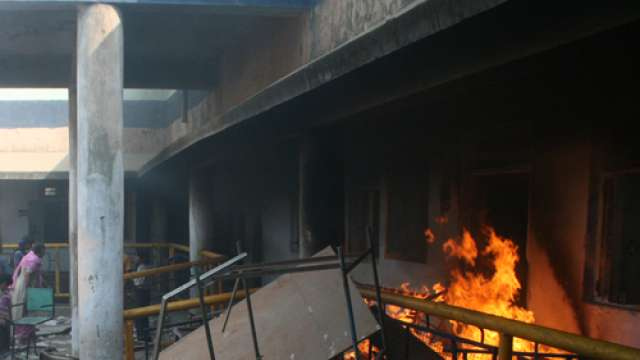Fire Safety in Schools in India