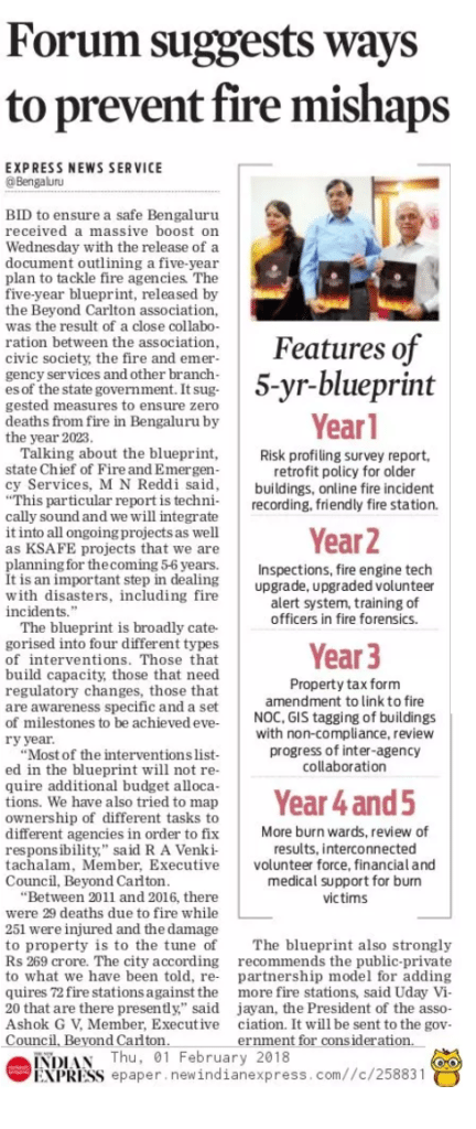 Indian Express 1 Feb 2018