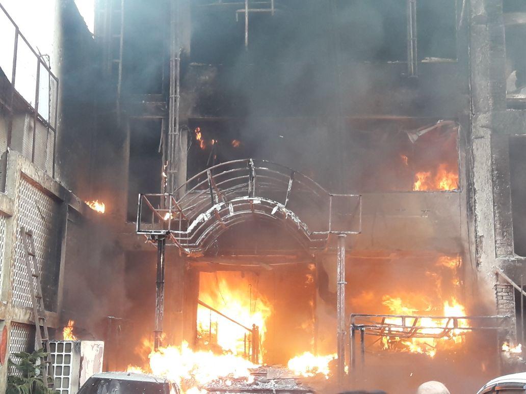 Virat Hotel Fire