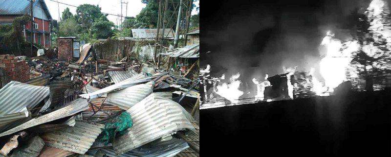 Dibugarh house fire